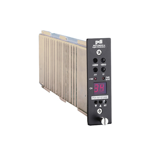 PDI-50121AM 860MHz SAW Filtered Frequency Agile Modulator
