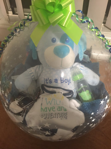Baby Boy Balloon #05
