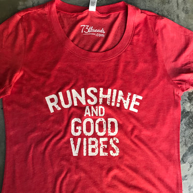 Runshine and Good Vibes