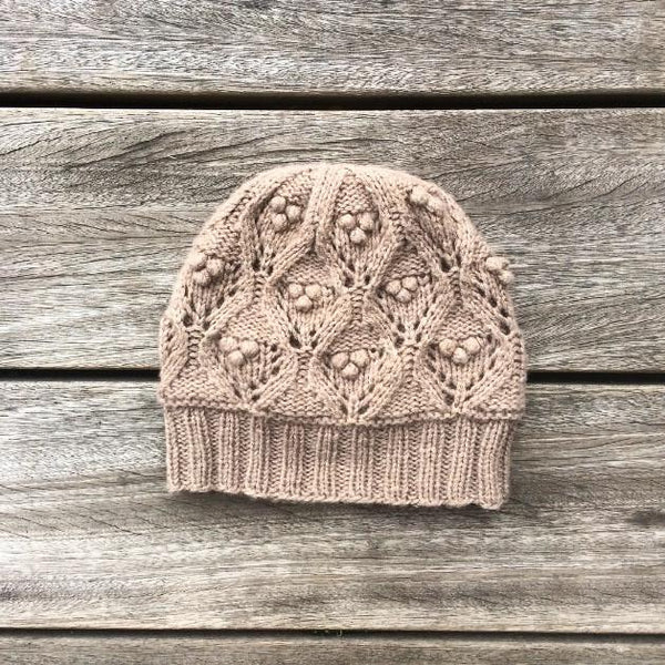Olives Chunky Lace Hat