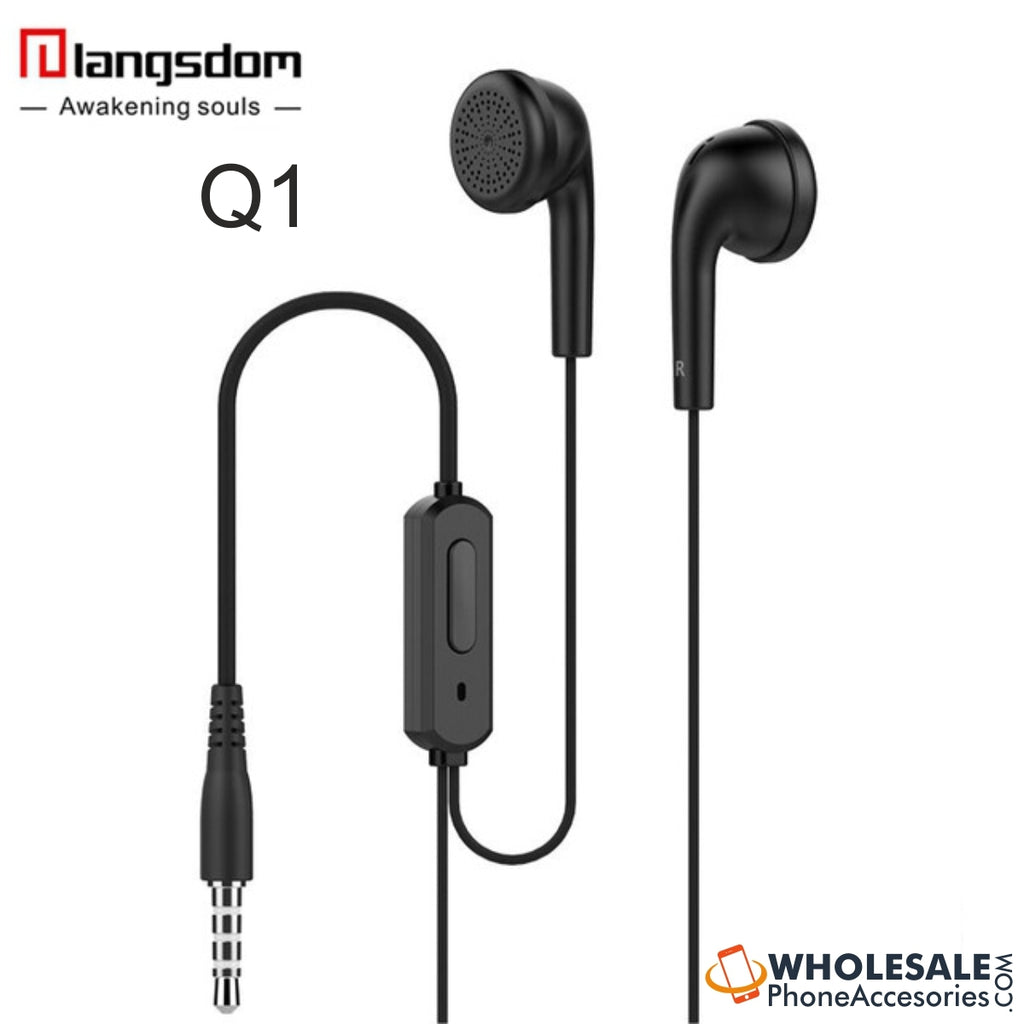 China Wholesale langsdom earphones q1 Factory Supplier Cheap Price Distributor