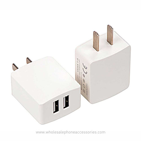 China Supplier Private model CCC certification 2A Fast charge dual USB GB Travel Charger Fast Charger Factory Direct  Cheap Price  Wholesale USA Distributor Factory Bulk Lots  Manufacturer