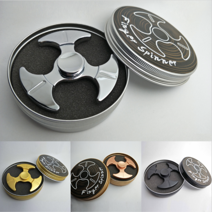 Wholesale China Metal fidget hand spinner bulk lots