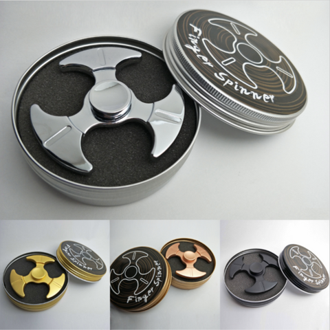 Image of Wholesale China Metal fidget hand spinner bulk lots
