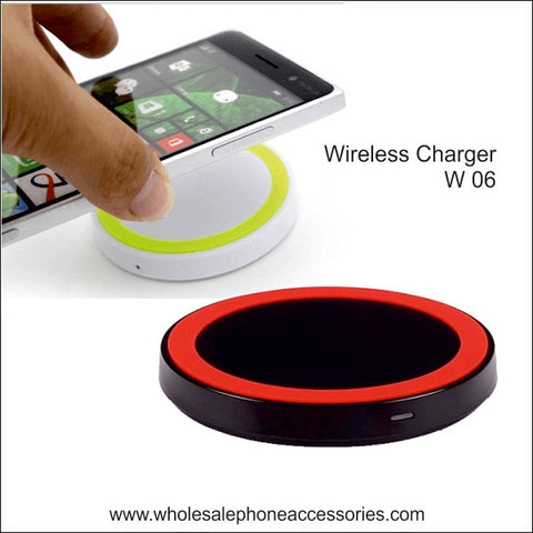 Wholesale China Factory Supplier Wireless Charger W06 Cheap Price usa Distributor