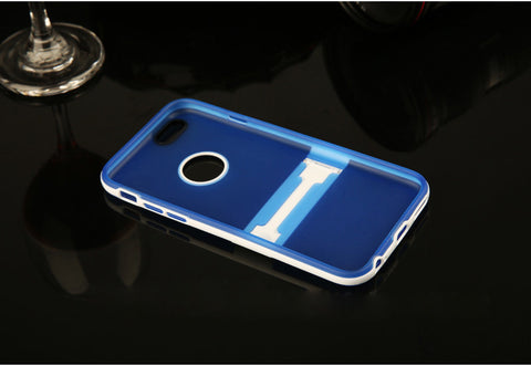 Image of Wholesale Supplier OEM Tpu hybrid stand case Bulk lots Cheap price 1