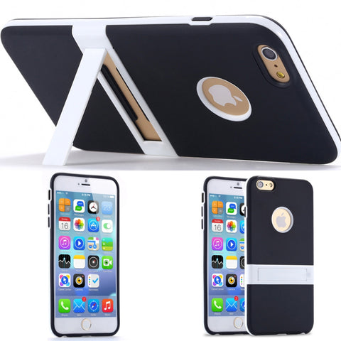 Image of Wholesale Supplier OEM Tpu hybrid stand case Bulk lots Cheap price 9
