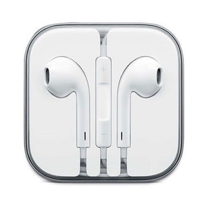 white earphones for ipod