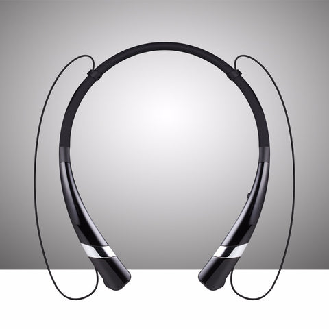 New CSR Chip Model Bluetooth Hv-960 Earphone Wireless Headphone Neckband Headsets Sport Sweatproof Earbuds for Bluetooth Devices