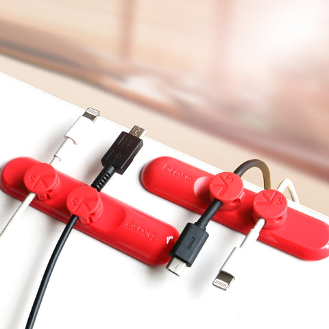 Image of Cheap Bulk Lots Price China Wholesale Supplier Goshot Magnetic Cable Holder Clip