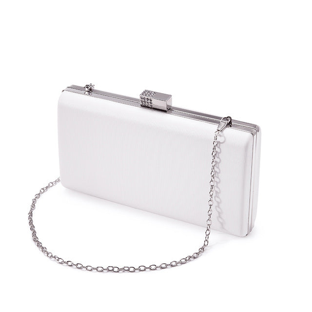 white Stylish Party  Wallet