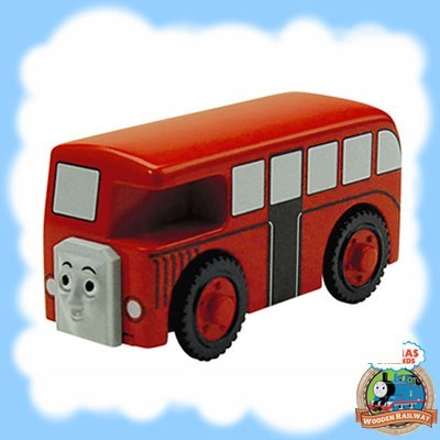Thomas & Friends Wooden BERTIE THE BUS BBT41