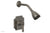 MARVELLE Pressure Balance Shower Set - Lever Handle 162-22