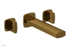 RADI Wall Tub Set - Blade Handles 181-56