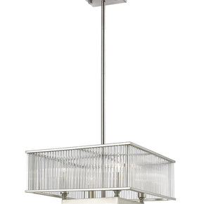 Z-Lite Zalo Square Pendant Light