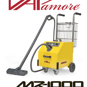 Vapamore Forza Commercial Grade Steam Cleaner MR-1000