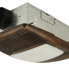 Teiber 70 CFM Ventilation Fan / Light Combination with Heater TFV70HL