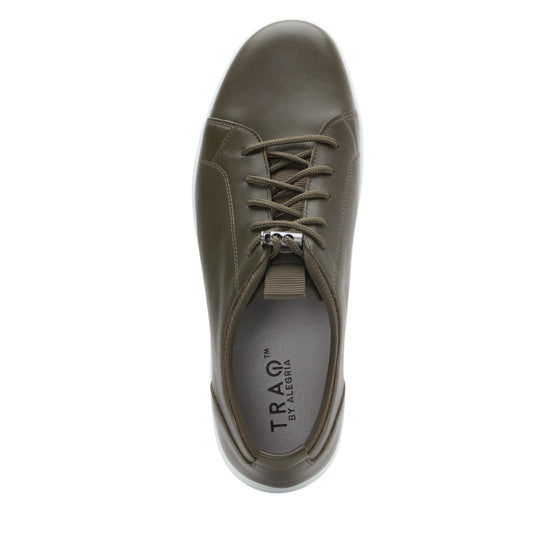 Qake leather smart shoes with q-chip technology. QAK-M7021_S4