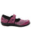 Qutie Outta Sight Pink mary jane shoes with q-chip technology. QUT-5691_S2