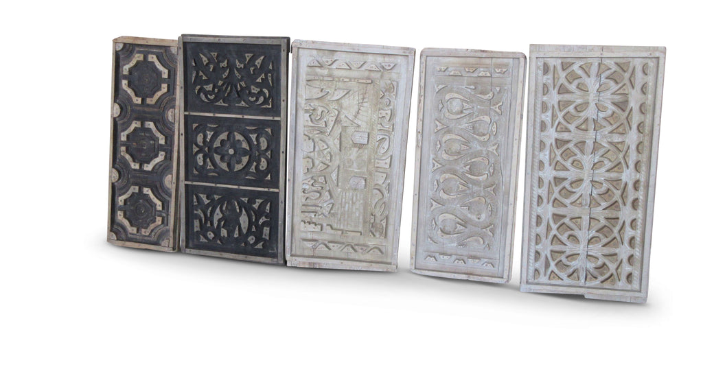 Wooden Tile Mold Wall Panels