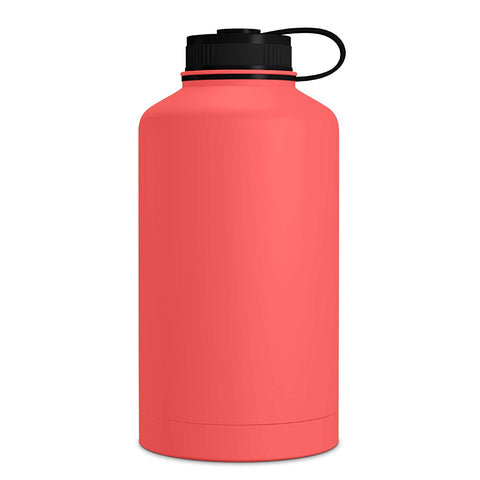 GEO 64oz Double Wall Vacuum Insulated Stainless Steel Water Bottle
