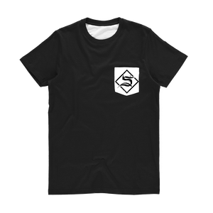 S Logo Pocket T-Shirt