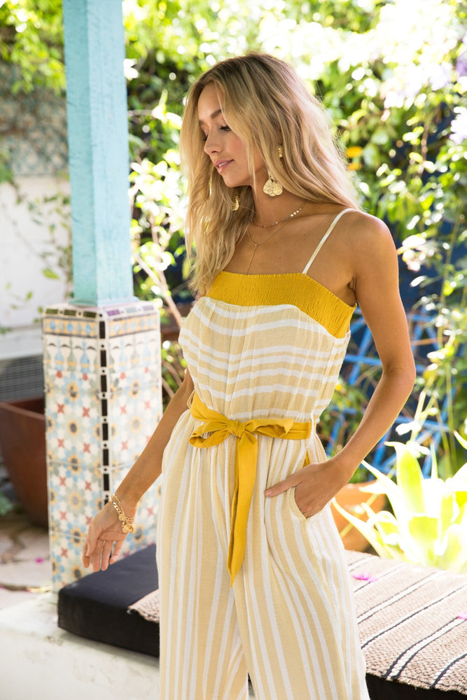 Fun In The Sun Jumpsuit