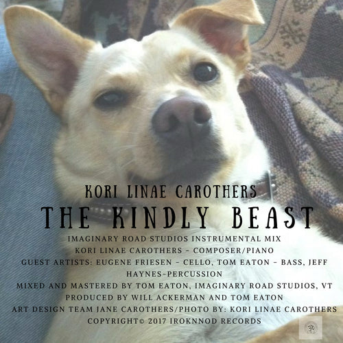 The Kindly Beast - Imaginary Road Studios Instrumental Mix