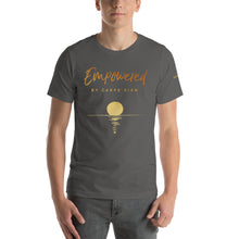 "Load image into Gallery viewer, ""Empowered by Carpe Diem"" T-shirt"