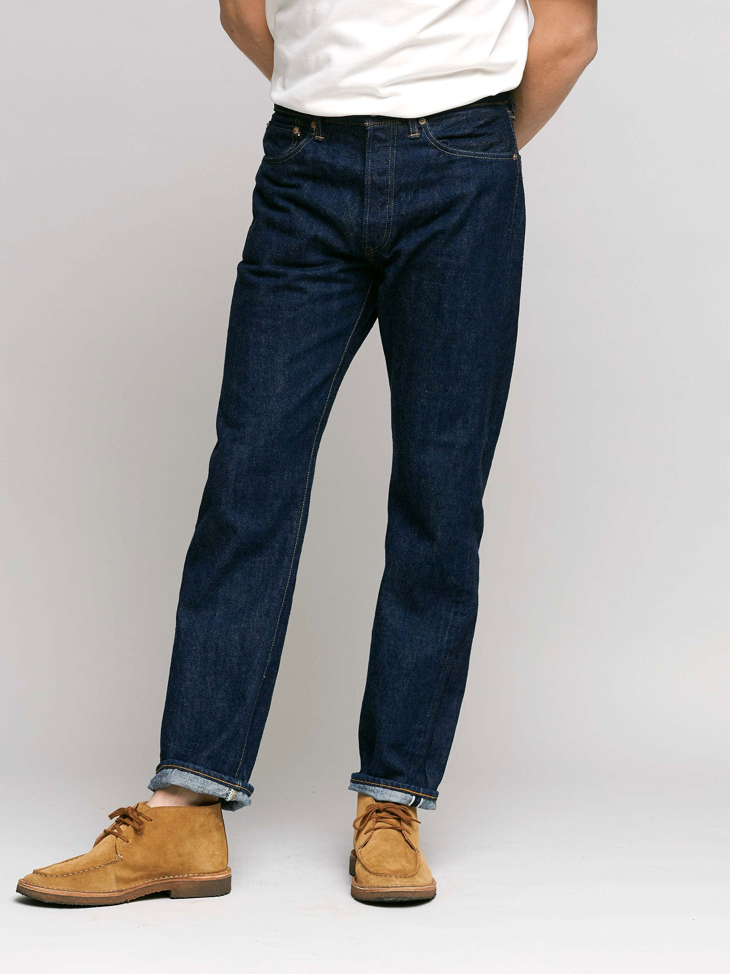 Standard Jeans 105, One Wash