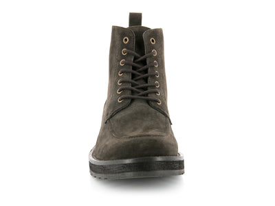 75726_428 | Bottines homme PARIO SUD | DARK BROWN