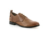 75753_143 | Derbies femme PICADILLY GOT | COGNAC