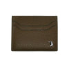 Army Brown Cards Holder
