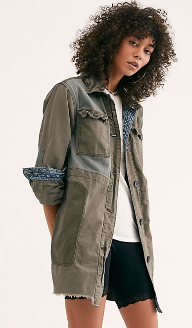Apollo Utility Jacket