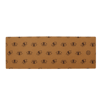 Eyes Eco Cork Yoga Mat (Toxic Free) - $79 USD | CHUCHKA