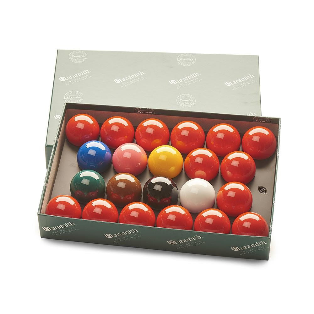 "Aramith Super Snooker 2 1/16"" (22) Balls Set- Sports Deal"
