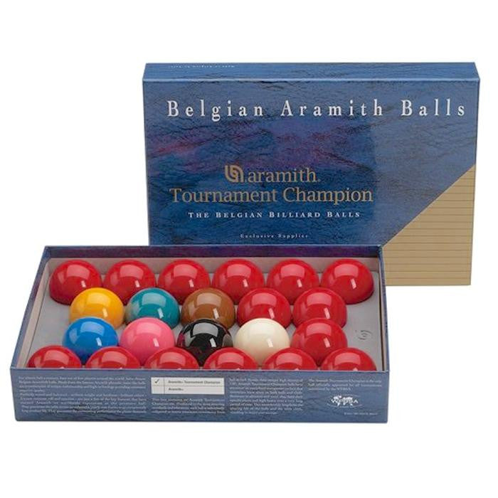 Aramith Tournament Champion Snooker Ball Set - Sports Deal