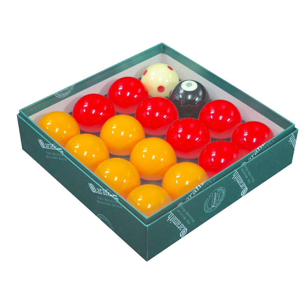 Aramith Premier Casino 8 Ball Pool Balls - Sports Deal