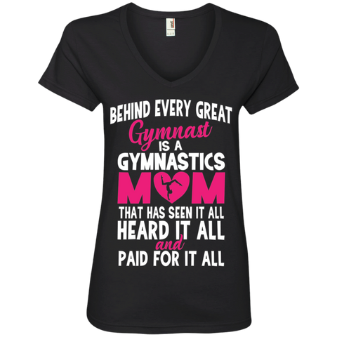 Behind Every Great Gymnast Is a Gymnastics Mom