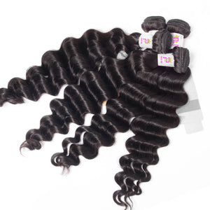 Precise Hair Malaysian Loose Deep Wave - Precisehairextensions.com