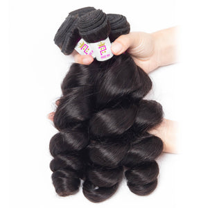 Precise Hair Malaysian Loose Wave - Precisehairextensions.com