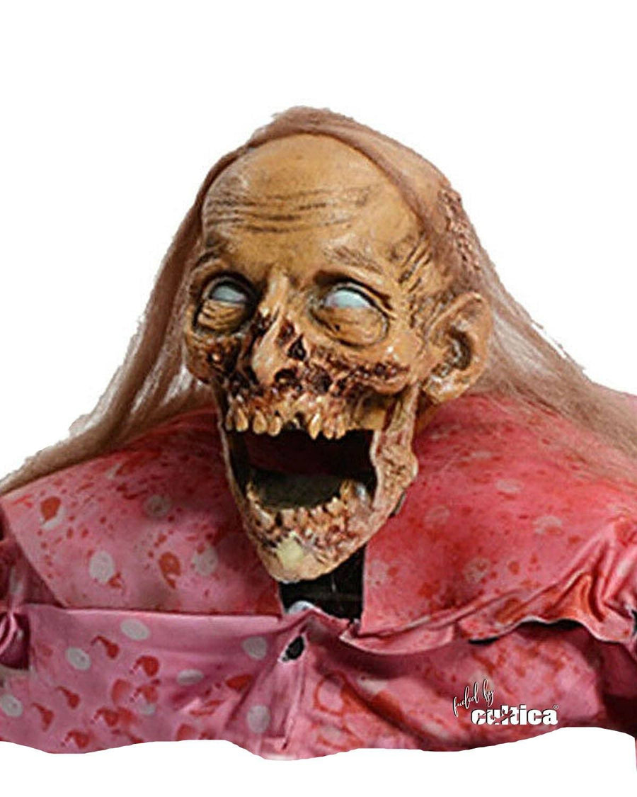 "Animatronic ""Undead Clawing Cathy"" - SCREAMSTORE"