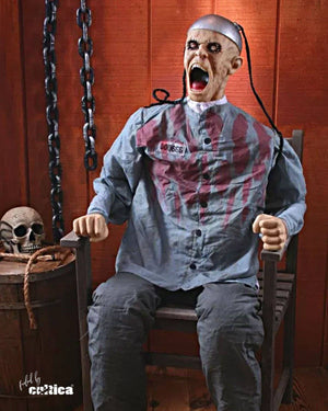 "Animatronic ""Hinrichtungs Opfer"" - SCREAMSTORE"