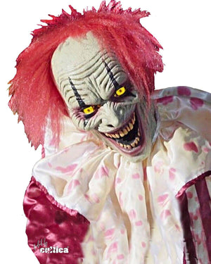 "Animatronic ""Giant Zombie Clown"" - SCREAMSTORE"