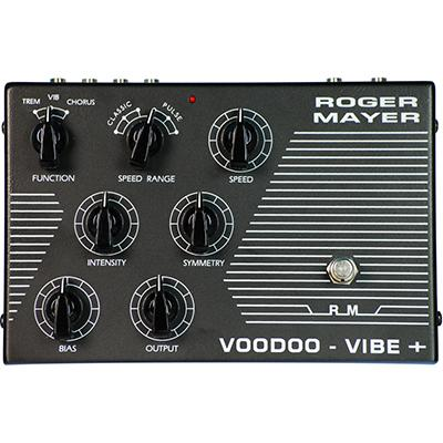 ROGER MAYER Voodoo Vibe + Pedals and FX Roger Mayer
