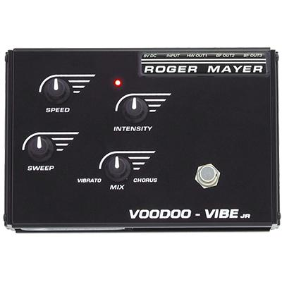 ROGER MAYER Voodoo Vibe Jr Pedals and FX Roger Mayer