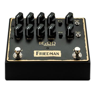 FRIEDMAN BE-OD Deluxe Pedal