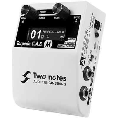 TWO NOTES C.A.B M