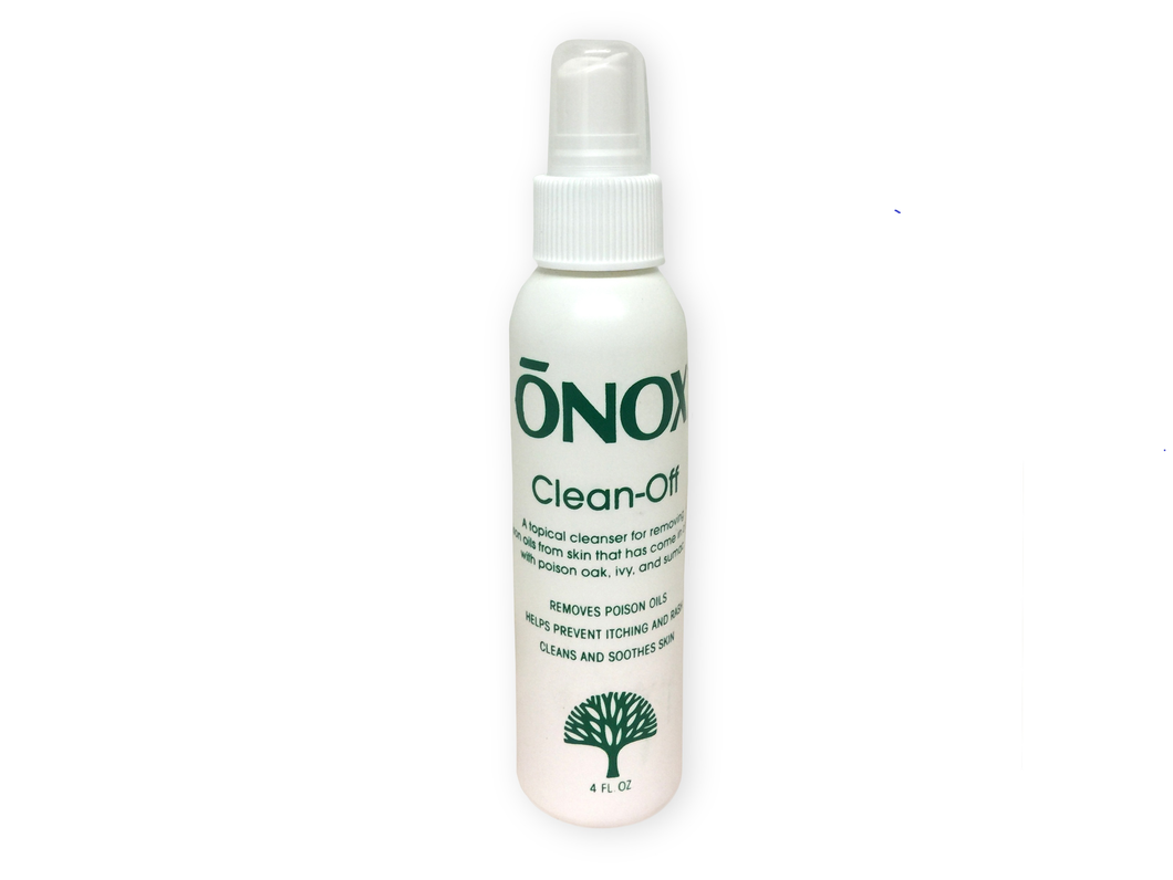 40010 9R - ONOX Clean-Off (Two x 4 oz Pump Spray)