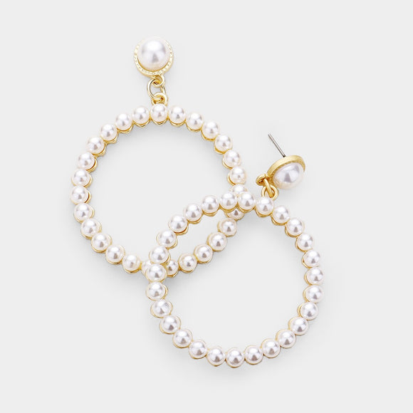 Pearl Statement Hoops 4.0